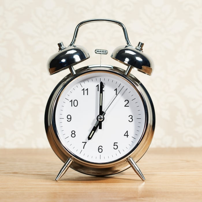 Don T Use It As An Alarm Clock Five Ways To Cut Down On Phone Use Smartphones The Guardian