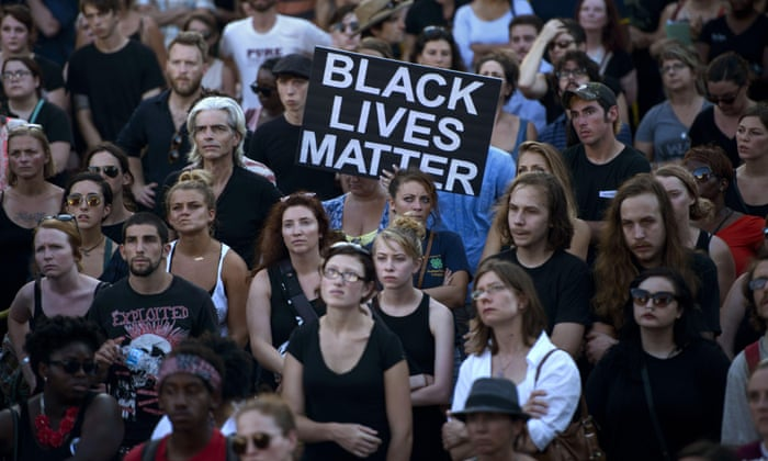 We need co-conspirators, not allies': how white Americans can ...