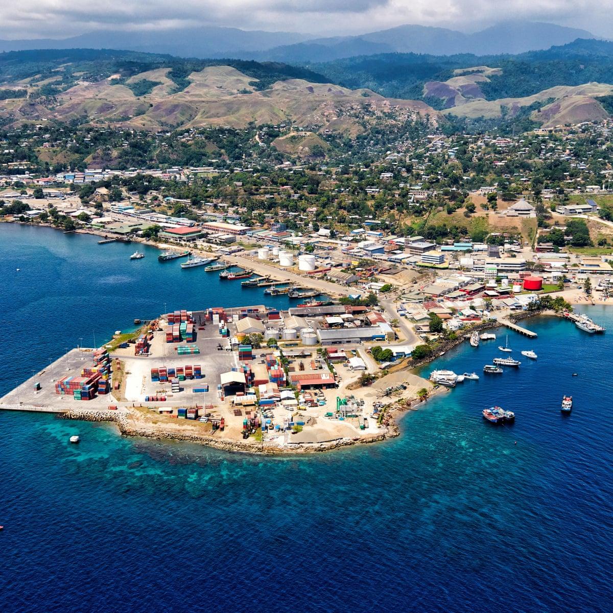 Solomon Islands plans to ban facebook