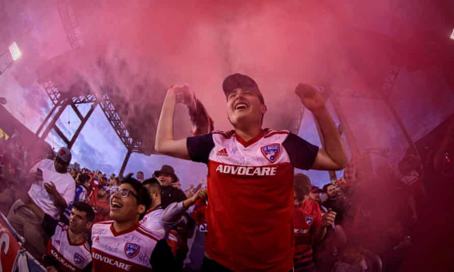FC Dallas fans will be able to see their team in person this week