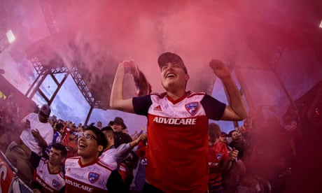 A much-need respite or foolish risk? MLS welcomes back fans