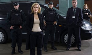 Gillian Anderson plays DSI Stella Gibson in The Fall.