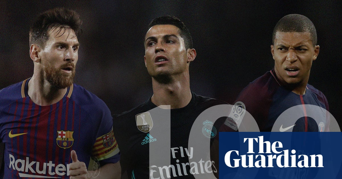 The 100 best footballers in the world 2017