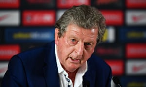 Roy Hodgson's final press conference after defeat to Iceland brought an ignoble end to his tenure as England manager.