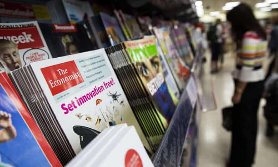 The Economist increased its profits this year