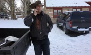 Ryan Bundy talks on the phone