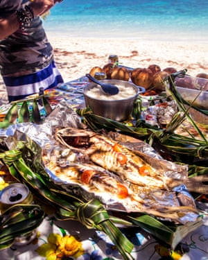 Many of New Caledonia's best restaurants and cafes can be found at top hotels and lining the gorgeous waterfront, or you can venture further afield to experience homestay dining in rural villages such as Katricoin in the central mountains.