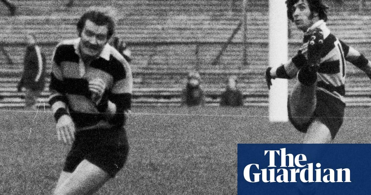 Mi juego favorito: Cardiff v Coventry en Cardiff Arms Park, 1972 | Deporte 11