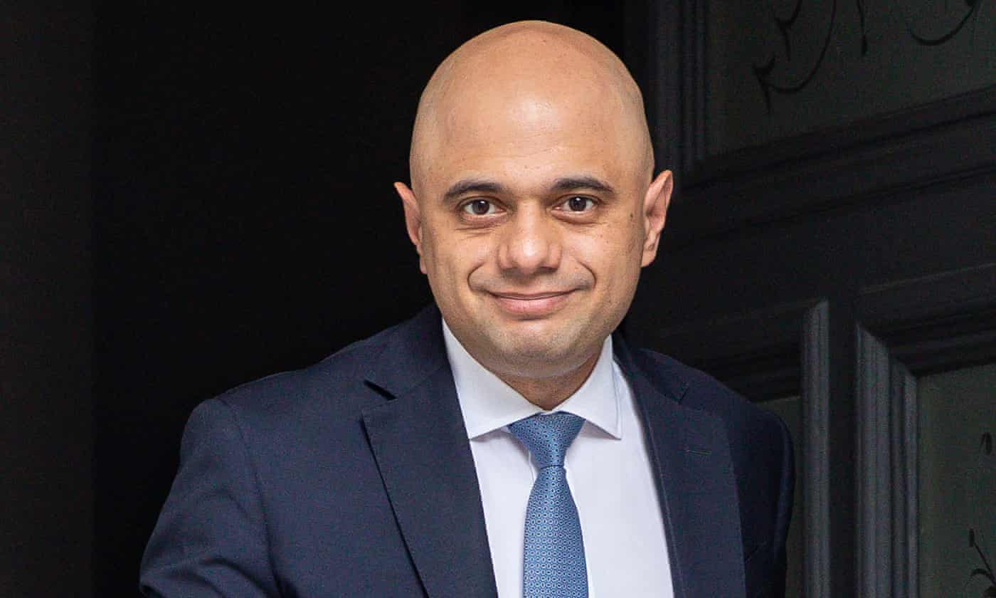 Javid: Johnson should not face another Old Etonian in runoff