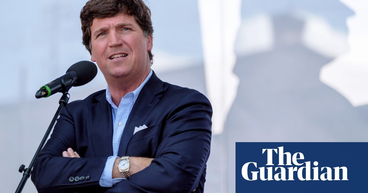 Tucker Carlson claims US military vaccine mandate a 'purity test' for 'men with high testosterone'
