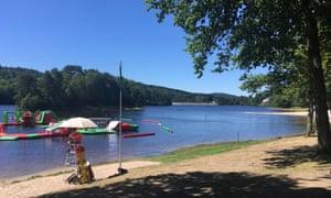 Lake Barriousses.