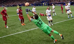 Alisson made some crucial late saves and was a commanding presence.