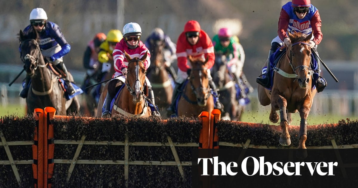 Tritonic lays down Triumph Hurdle marker with polished win at Kempton