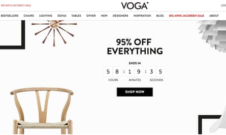 'I was told that I could have a refund. Two months later, I have no refund and Voga is not answering emails.'