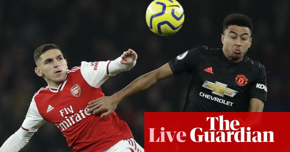 Arsenal v Manchester United: Premier League – live!