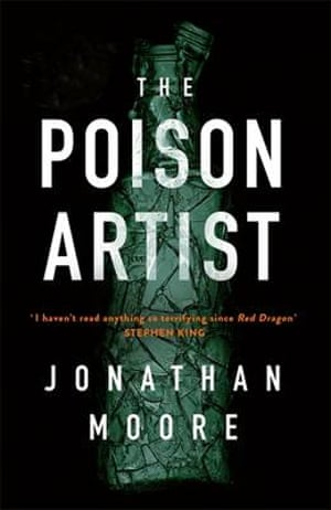 Jacket for The Poison Tree