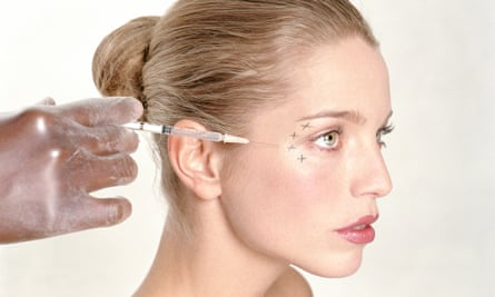 The popularity of Botox has risen in part due to our Instagram culture.
