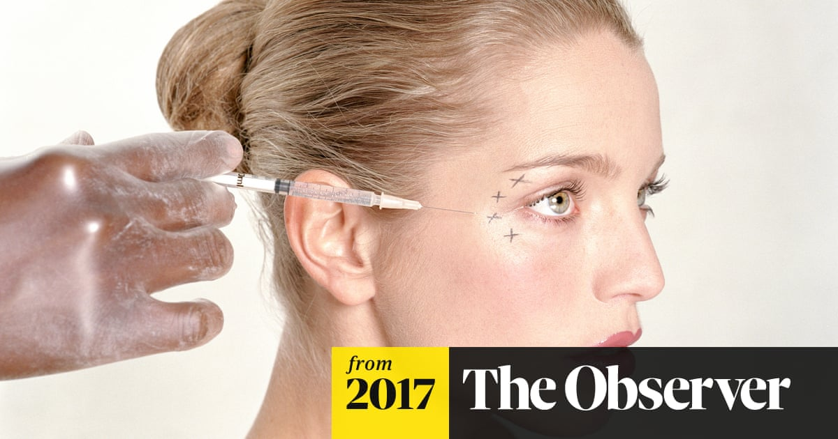 Is America developing a 'crack-like addiction' to Botox beauty