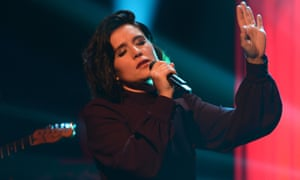 Best without the hyper-stylised veneer … Jessie Ware.