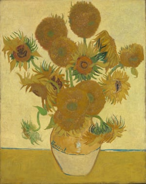Soul medicine ... Sunflowers by Vincent Van Gogh.