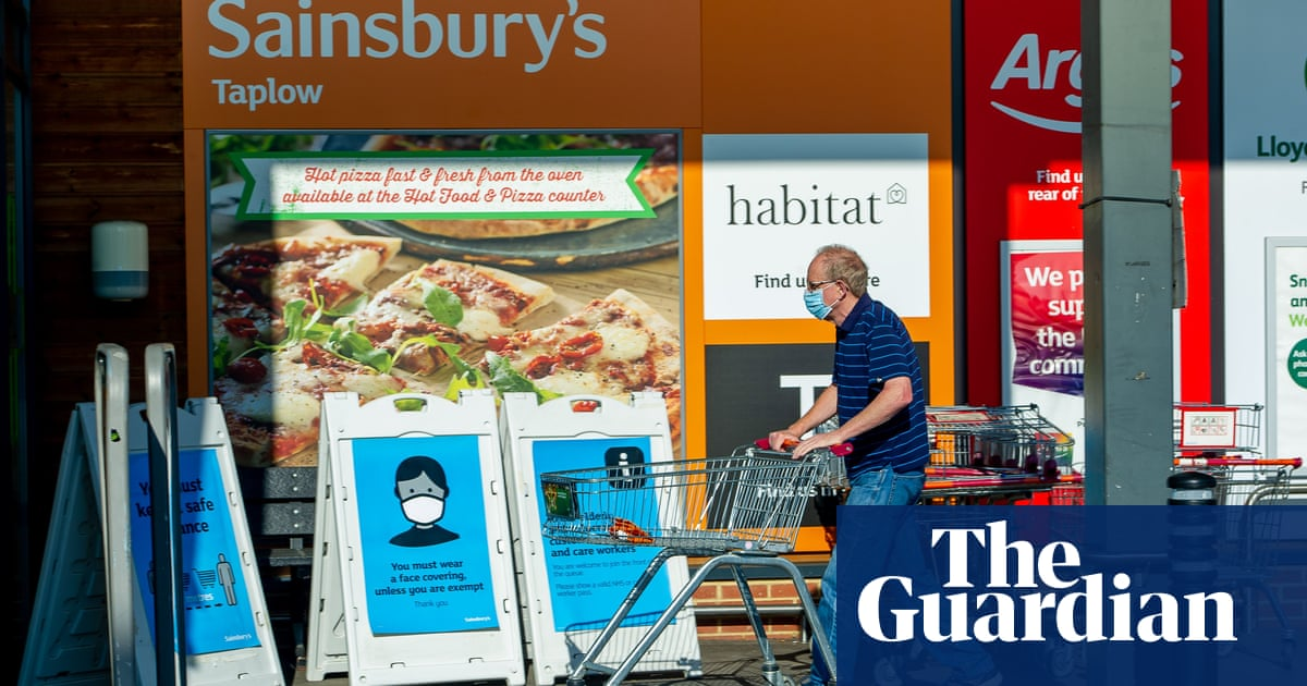 Sainsbury's shares hit seven-year high amid takeover reports