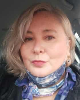 Jen M, freelance writer, 52, London