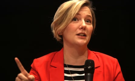 Stella Creasy is organising a party in 2235 to mark the end of the gender pay gap.