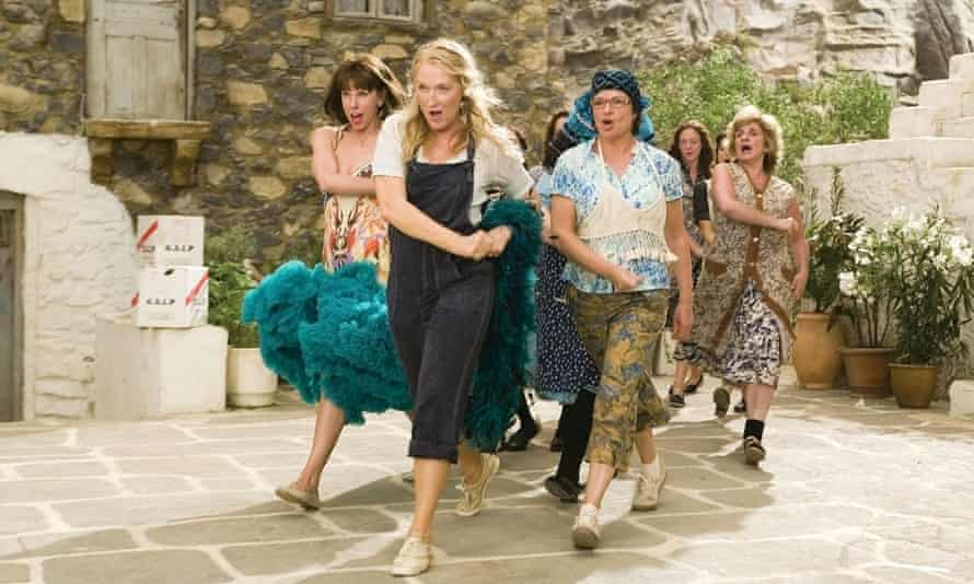 No thank you for the musical: Meryl Streep leads the cast of Mamma Mia!