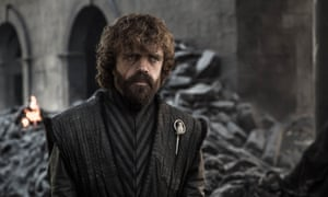Peter Dinklage all but nominated George RR Martin for king.