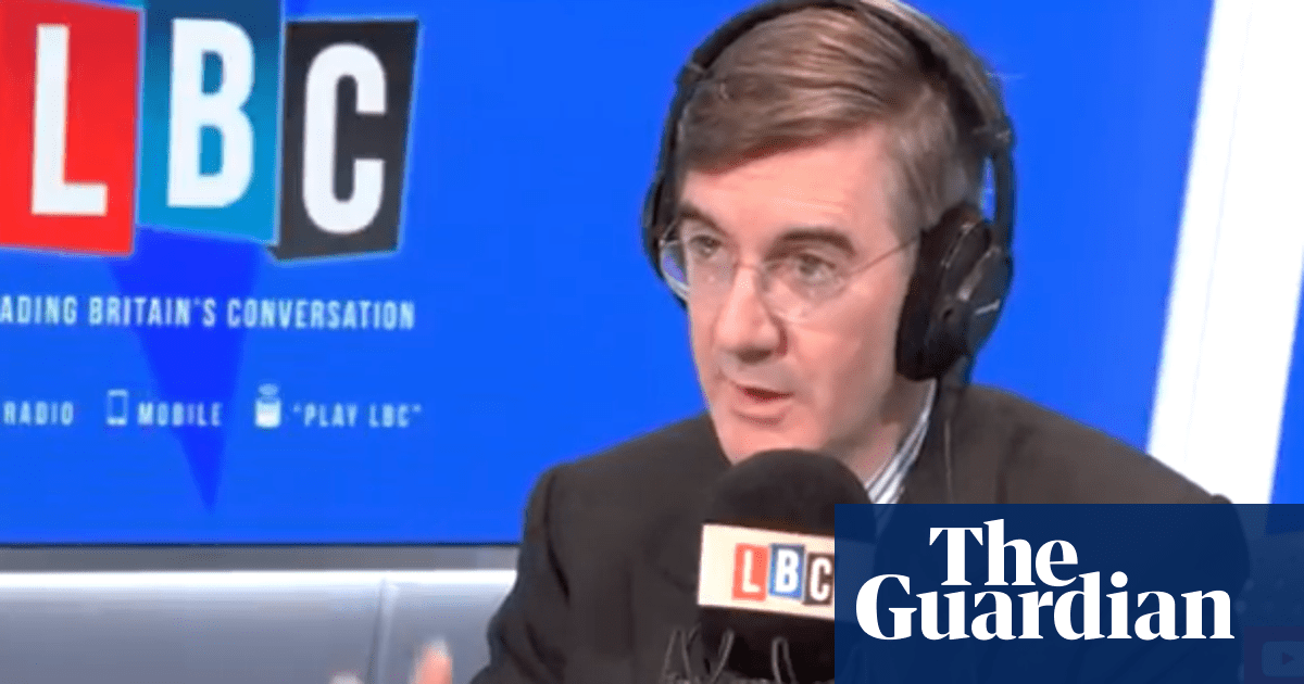 Rees-Mogg condemned for comparing doctor to disgraced anti-vaxxer
