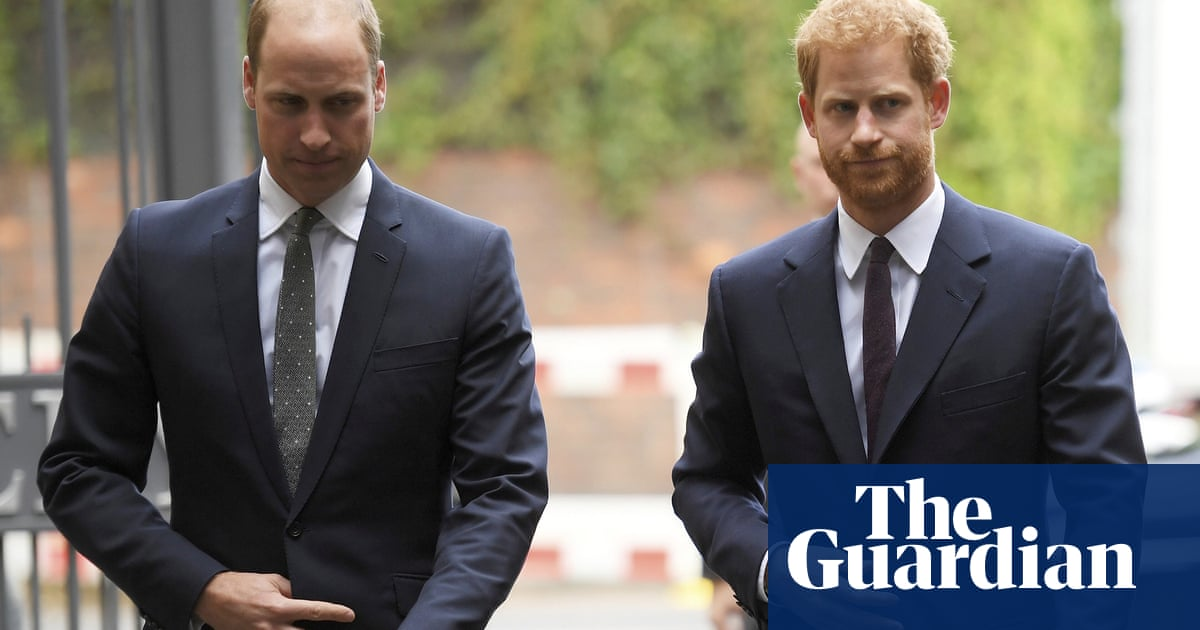 William and Harry deny offensive and potentially harmful story