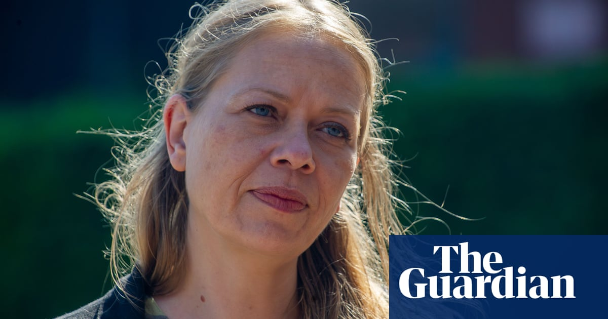 Sian Berry quits as Green party leader in dispute over trans rights