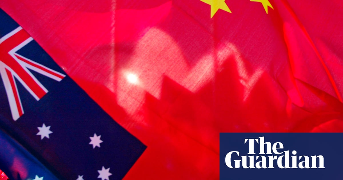 'Fuel on the fire': war of words between Australia and China stokes tension
