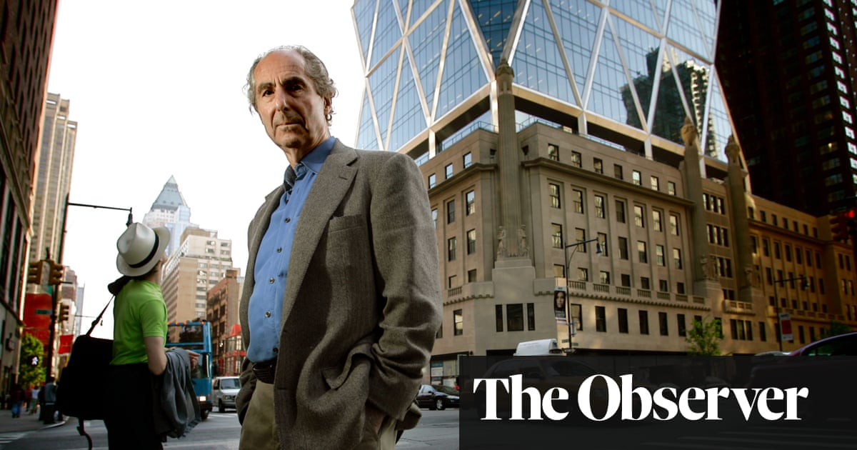 The story of my lives: Philip Roth on why his next book will