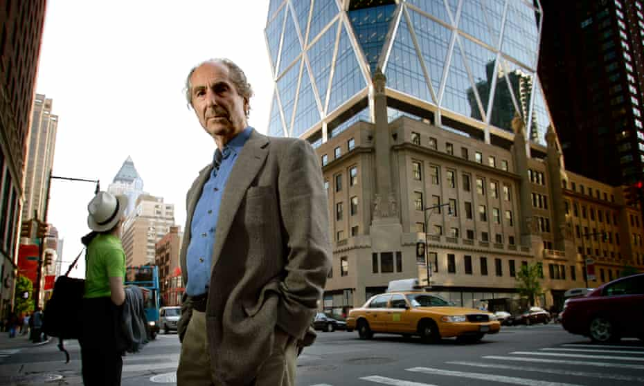 Philip Roth, pictured in 2007.