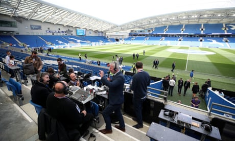 Brighton v Manchester City: Premier League – live!