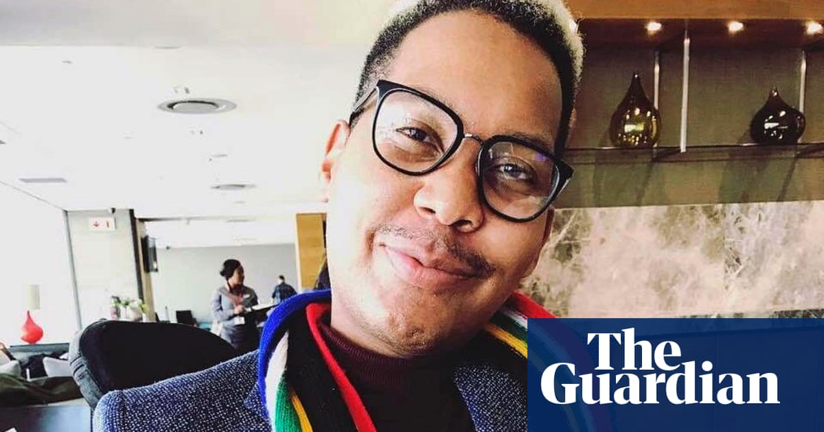 'I'm a living manifestation of possibility': South Africa's emissary on disability | Global development | The Guardian