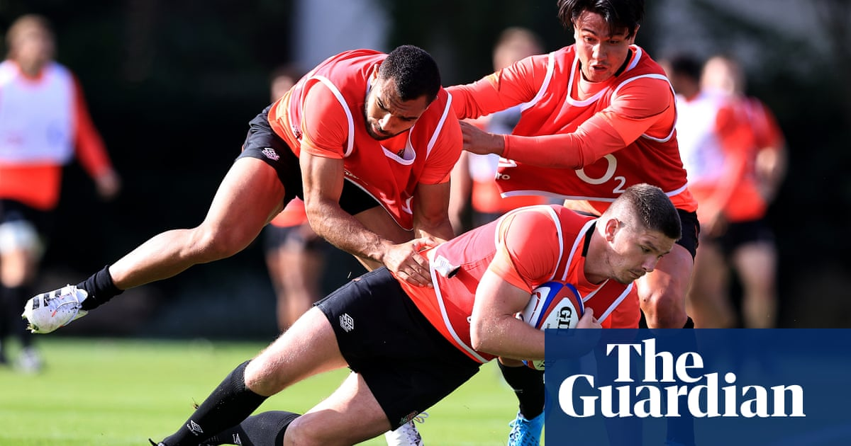 England's Owen Farrell eager to help 'exciting' Marcus Smith fulfil potential