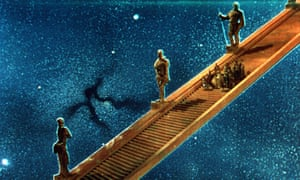 The Stairway to Heaven in Michael Powell and Emeric Pressburger's A Matter of Life and Death