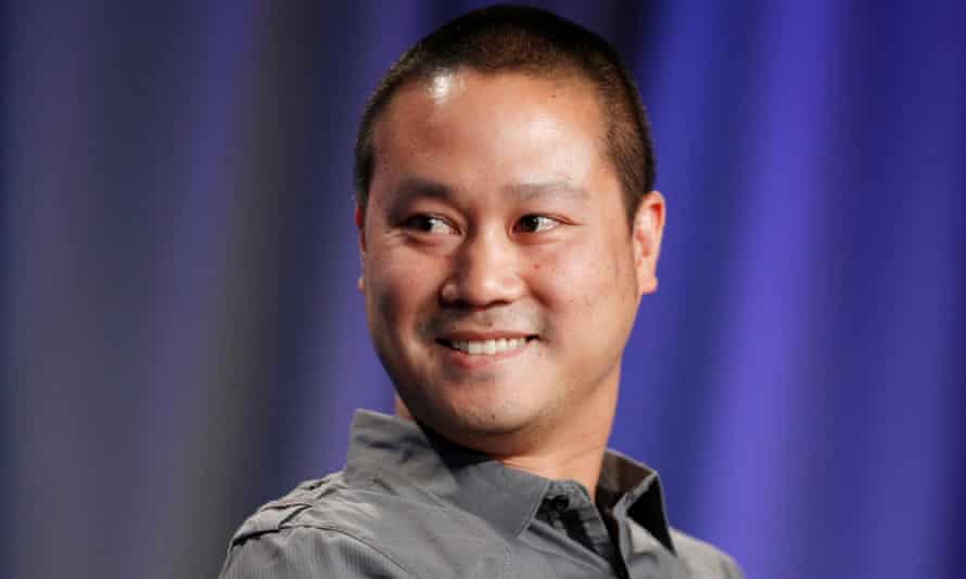 Tony Hsieh. 'Delivering happiness wa always his mantra,' said a statement from DTP Companies, the organization he founded.