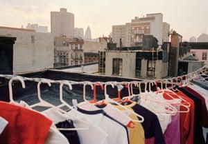 Drying Laundry 2004