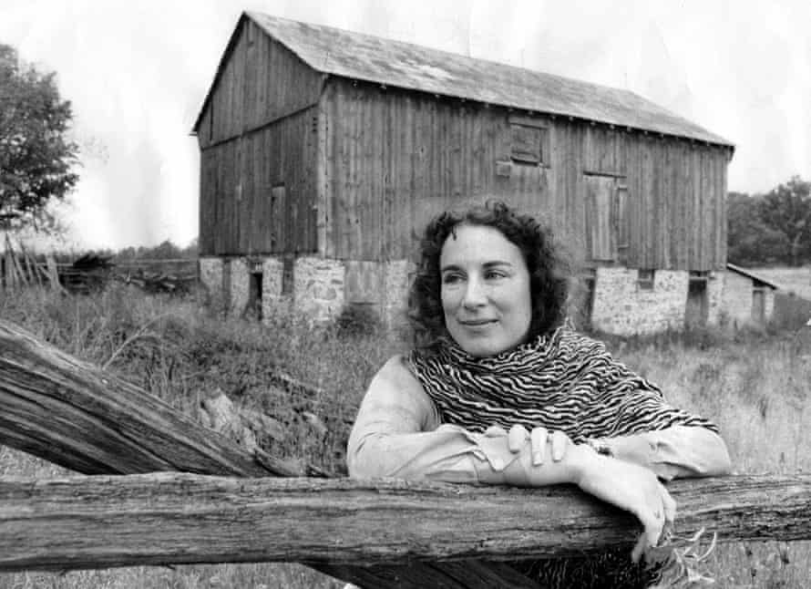 In Toronto, 1972. Atwood had an unconventional upbringing in Canada.