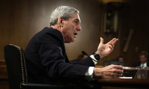 No smoke signals … Mueller: Trump Tower Moscow pieces together the probe by special counsel Robert Mueller.