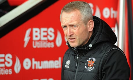Blackpool's Neil Critchley: 'I wouldn't have left Liverpool unless it was for something special'