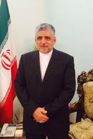 Mohammed Reza Shaybani