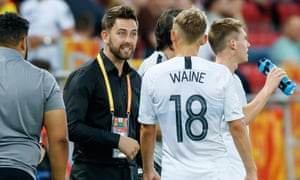 Des Buckingham led New Zealand to the last 16 of the Under-20 World Cup last June before his team lost on penalties to Colombia.