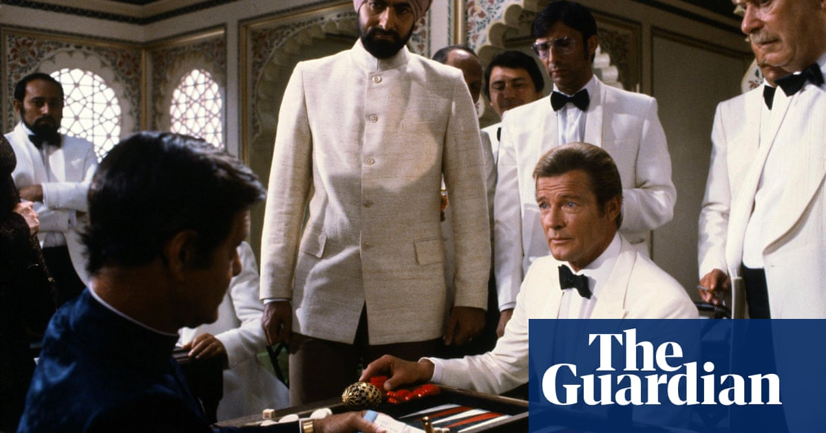 Time to kill: how a James Bond movie book club helped me survive lockdown