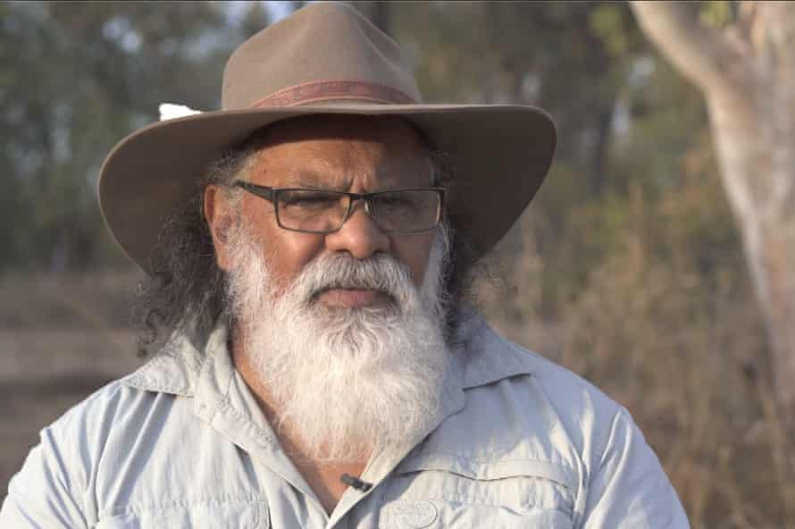 Wangan and Jagalingou cultural custodian Adrian Burragubba says the Carmichael coalmine is causing environmental harm and impacting the common law rights of traditional owners.
