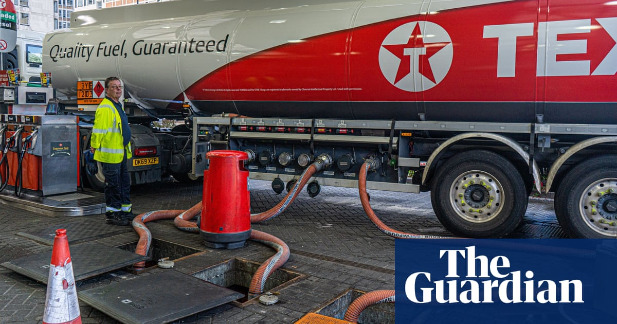 UK petrol prices predicted to hit record high within days