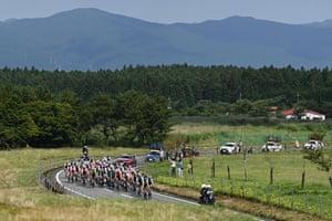 Men's road race Tokyo 2020.
